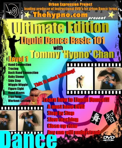 Ultimate Edition - Basic Liquid Dance 101