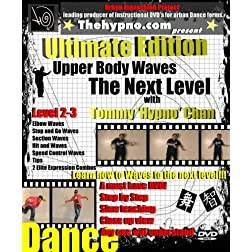 Ultimate Edition - Upper Body Waves the next level - Popping Dance Level 2 to 3