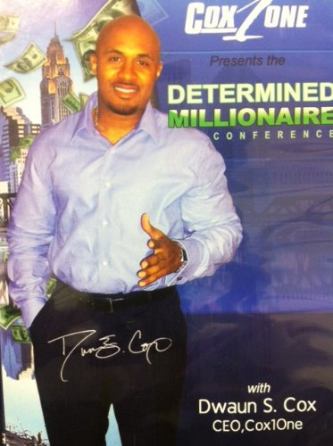 Determined Millionaire Conference