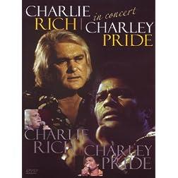 Charlie Rich & Charlie Pride in Concert