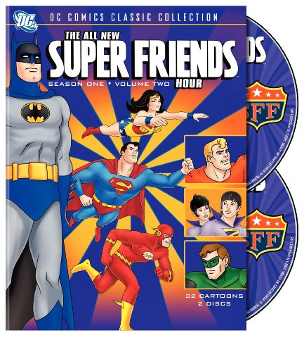The All-New Superfriends Hour: Season One, Vol. 2