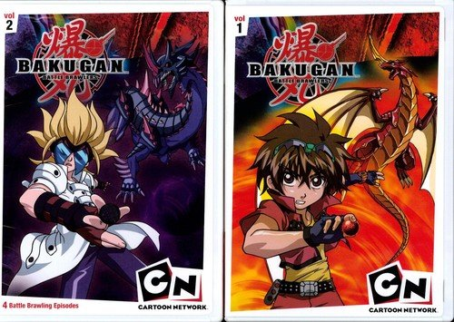 Bakugan: Vol. 1-2