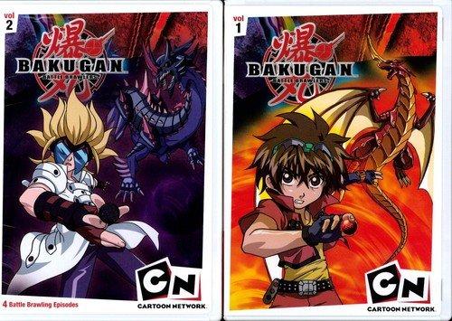 Bakugan: Vol. 1-2