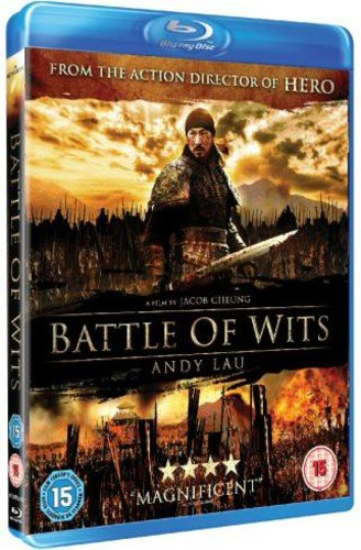 Battle of Wits [Blu-ray]