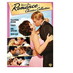 Warner Bros. Romance Classics Collection (Palm Springs Weekend / Parrish / Rome Adventure / Susan Slade)