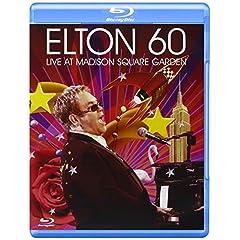 Elton 60-Live at Madison Square Garden