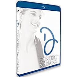 Concert for Diana [Blu-ray]