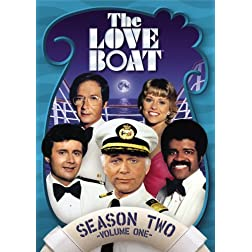The Love Boat - Season Two - Vol. 1