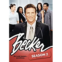 Becker: The Second Season