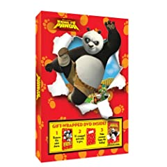 Kung Fu Panda - Wrapped and Ready for Christmas