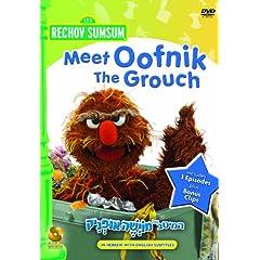 Rechov Sumsum: Meet Oofnik the Grouch