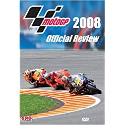 MotoGP 2008 Official Review