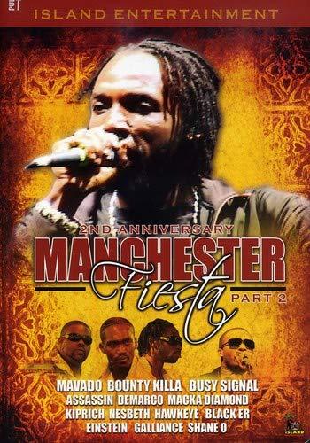 Manchester Fiesta 2008, Pt. 1