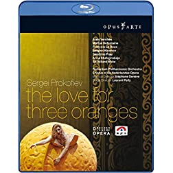 Prokofiev: The Love for Three Oranges [Blu-ray]