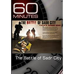 60 Minutes - The Battle for Sadr City (October 12, 2008)