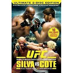 Ultimate Fighting Championship, Vol. 90: Silva vs Cote