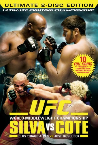 Ultimate Fighting Championship, Vol. 90: Silva vs Cote