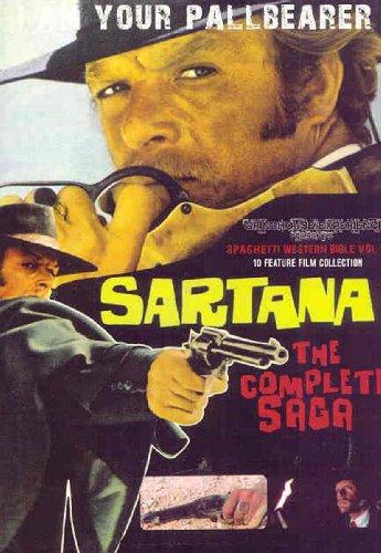 Sartana Saga: Spaghettie Western Bible 2