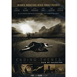 On the Two Deaths of Pain of Salvation (DVD)