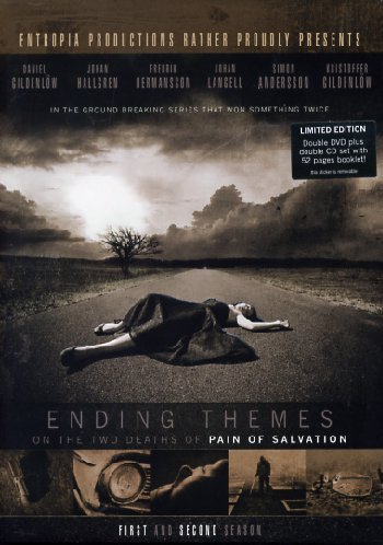 On the Two Deaths of Pain of Salvation (2CD / 2DVD)
