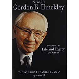 President Gordon B. Hinckley