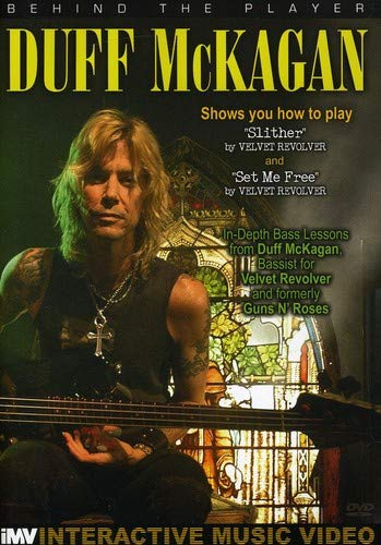 Duff McKagan: Behind the Player - Bass