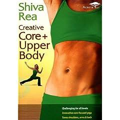 Shiva Rea: Creative Core and Upper Body