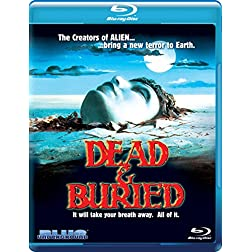 Dead & Buried [Blu-ray]