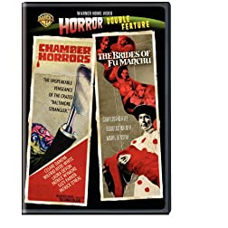 Chamber of Horrors/Brides of Fu Manchu