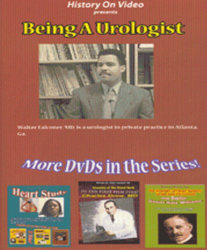History on Video - Being A Urologist with Dr. Walter Falconer, MD