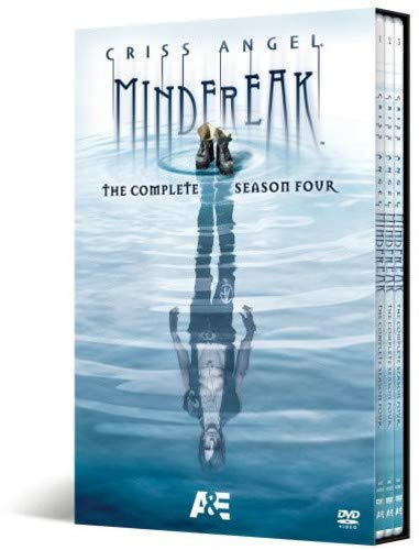 Criss Angel Mindfreak: The Complete Season  Four