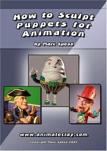 How to Sculpt Puppets for Clay Animation