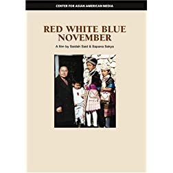 Red White Blue November (College/Institution)