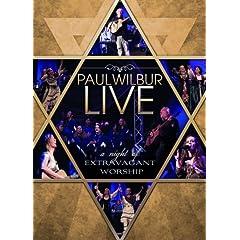Paul Wilbur LIVE: A Night of Extravagant Worship DVD