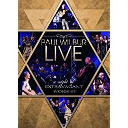 Paul Wilbur LIVE: A Night of Extravagant Worship DVD