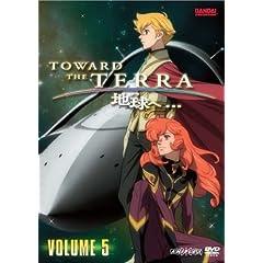 Toward the Terra, Vol. 5