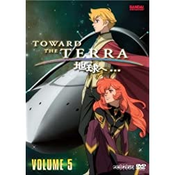 Toward the Terra, Vol. 5