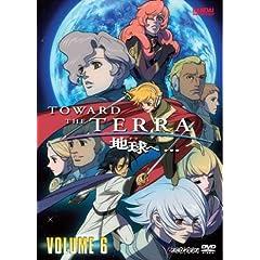Toward the Terra, Vol. 6