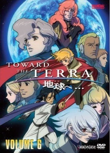 Toward the Terra, Vol. 6