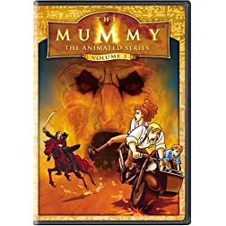 The Mummy: The Animated Series, Vol. 3