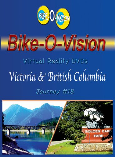 Bike-O-Vision Cycling DVD #18 Victoria & British Columbia