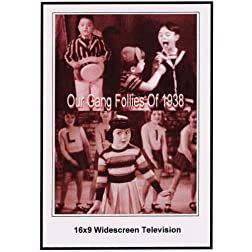 Our Gang Follies of 1938: 16x9 Widescreen TV.