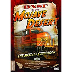 American Trains-BNSF in the Mojave Desert