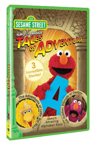 Sesame Street: Elmo & Friends - Tales of Adventure