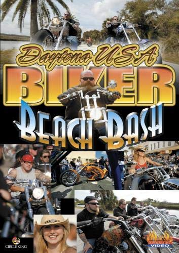 Biker Beach Bash - Daytona U.S.A