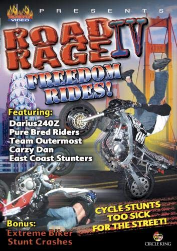 Road Rage IV - Freedom Rides
