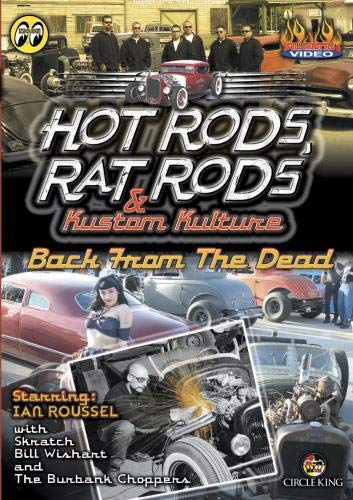 Hot Rods, Rat Rods - Back From Dead