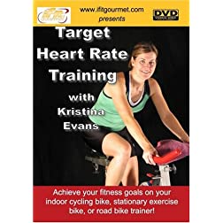 iFit Gourmet Indoor Cycling: Target Heart Rate Training