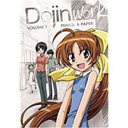 Doujin Work: Pencil And Paper Volume 1 of 3
