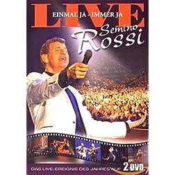 Einmal Ja Immer-Live